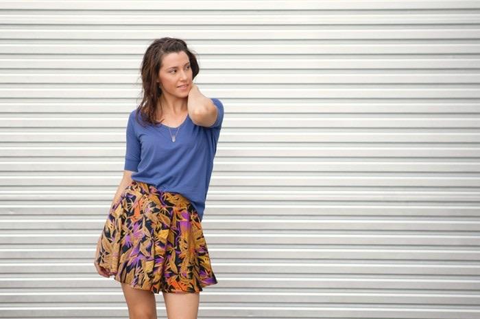 Ada Spragg // Megan Nielsen Tania Culottes