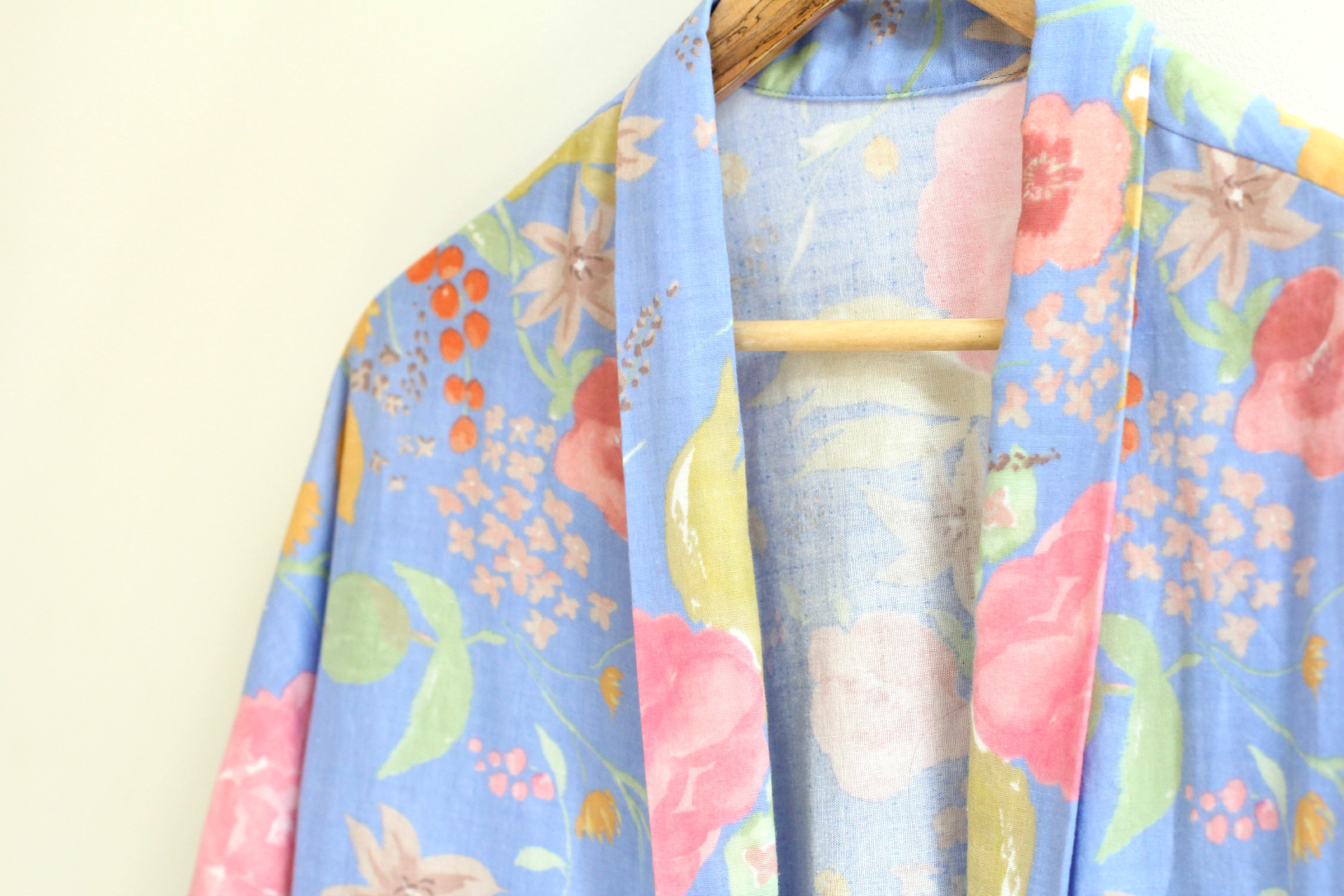 How to Sew a Kimono Jacket – Craftbnb