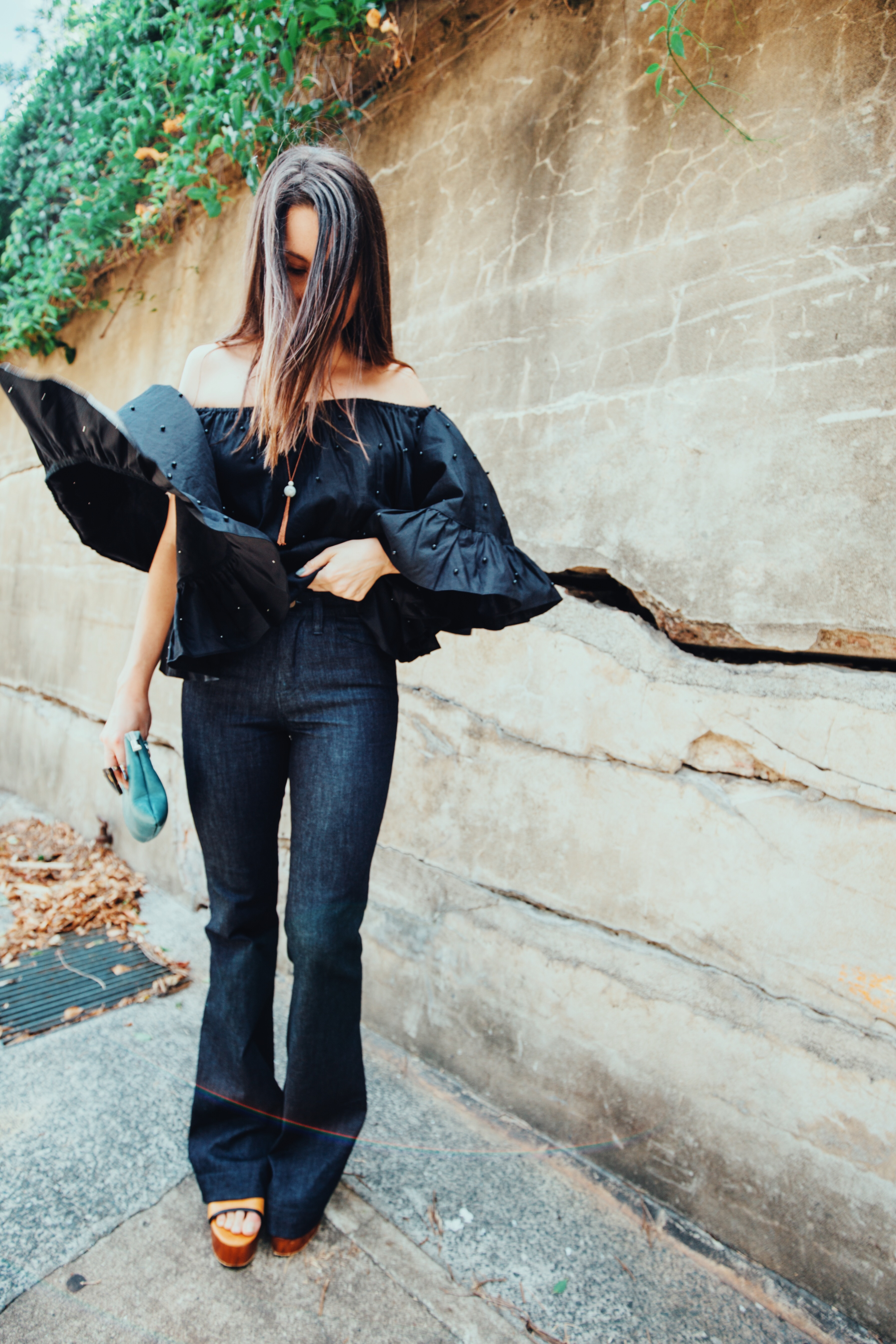 ADA SPRAGG | Not Your Nanna's Sewing | Birkin Flares