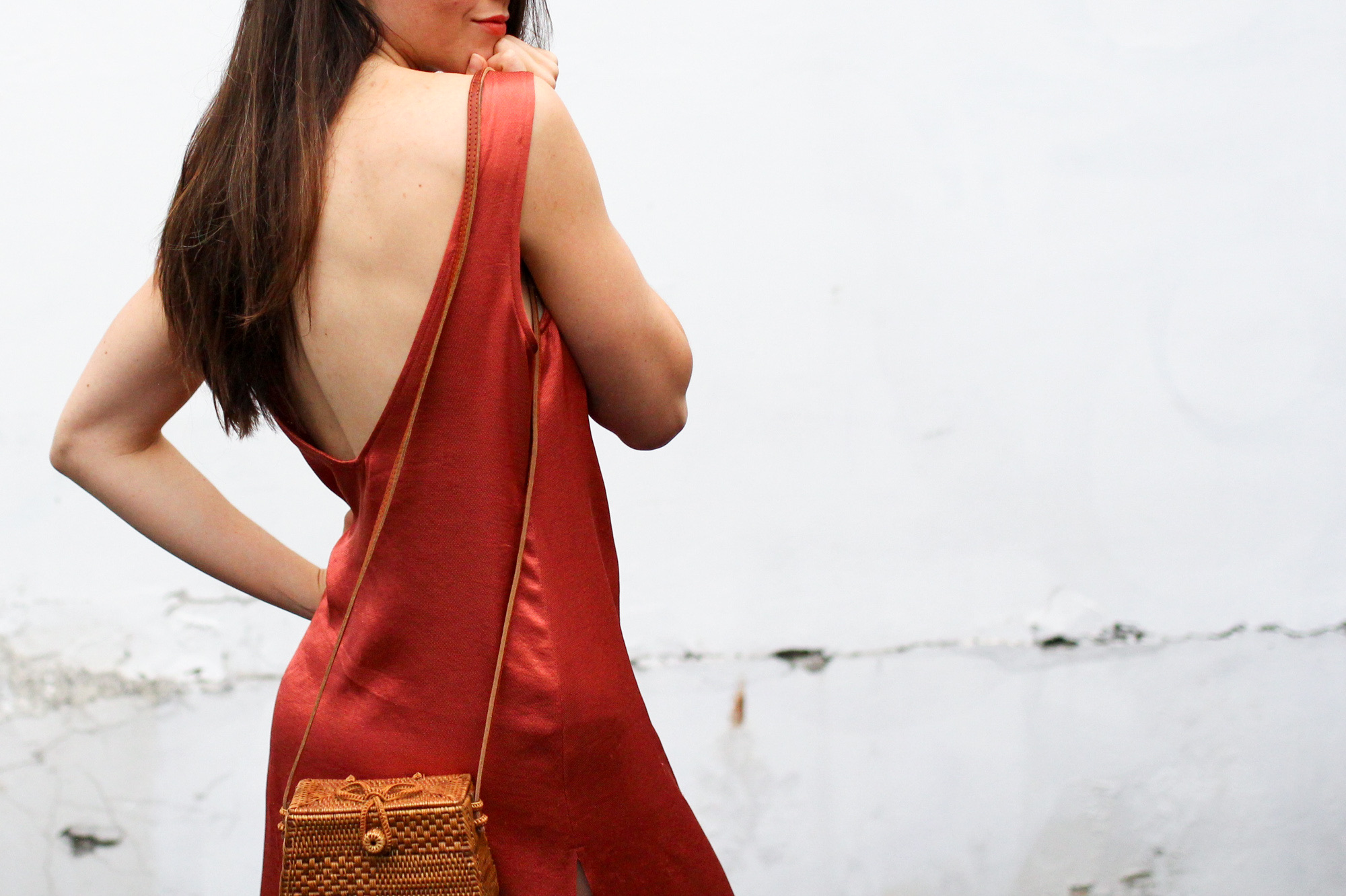 DIY Midi Dress | ADA SPRAGG | www.adaspragg.com